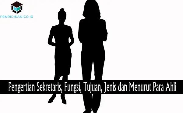 pengertian-sekretaris